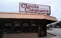 circle cleaners
