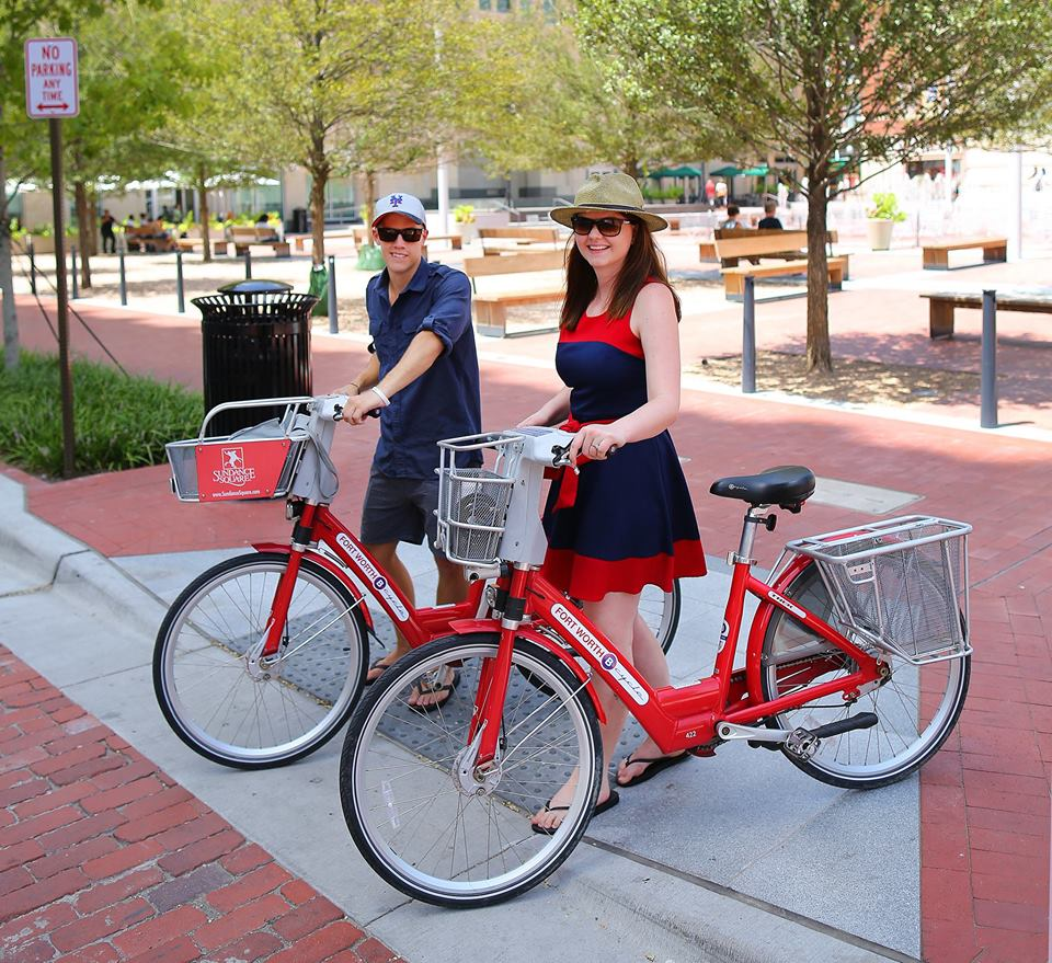 Fort Worth BCycle
